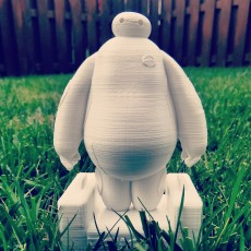Picture of print of Baymax - Big Hero 6