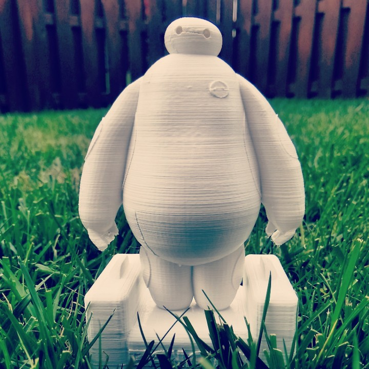 Picture of print of Baymax - Big Hero 6 This print has been uploaded by Print That Thing
