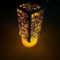 Voronoi Night Light