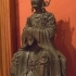 Memorial Statue of a Female Dignitary at The Kiev Museum of Western and Oriental Art, Ukraine image