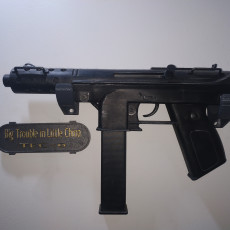 Picture of print of CS GO: Tec 9 (Functional Parts)