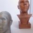FaceGen Statue Template image