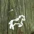 Earrings Horse silhouette 1 image