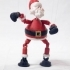 Boxing Santa- Marionette- primary image