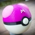 Fixed 'M' Masterball, with magnetic clasp image