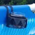 Support for tubular glass Intex pool version 2- Support verre pour piscine Intex tubulaire version 2 print image