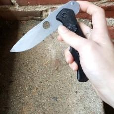 Durarara!! Izaya's Switchblade knife with locking action