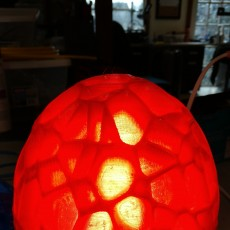 Picture of print of Mushroom LED Table/Desk Lamp!