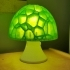Mushroom LED Table/Desk Lamp! image