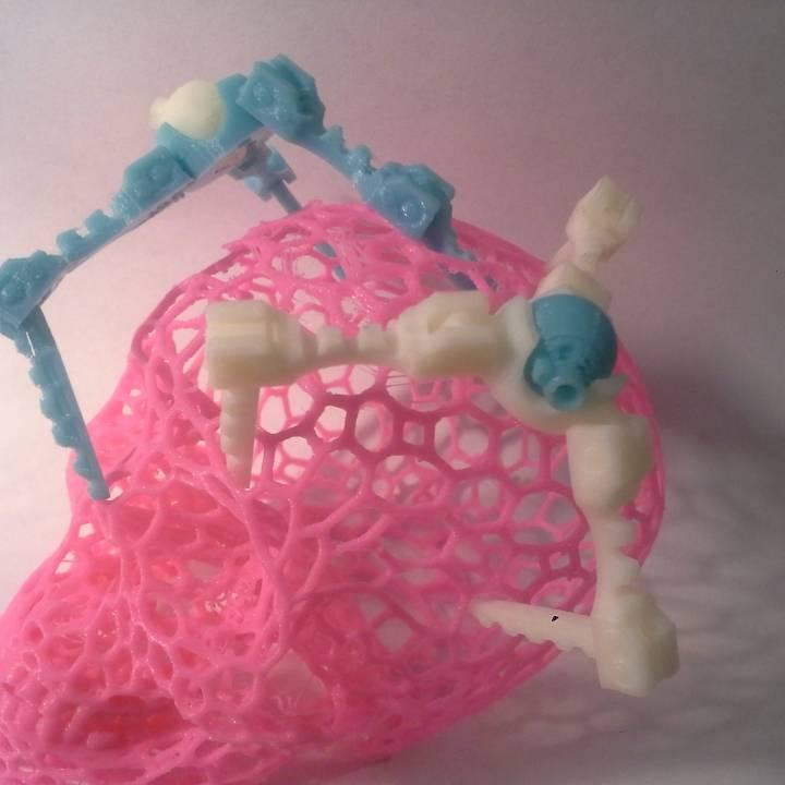 BallBot Spider