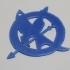Mockingjay Key Chain image