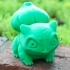 High-Poly Realistic Bulbasaur primary image