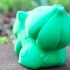 High-Poly Realistic Bulbasaur image