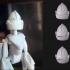 Robot head image