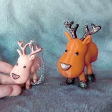 Small Jointed Reindeer