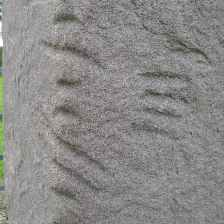 Ogham Stone - Coolmagort - Ireland