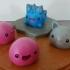 Slime Rancher - Pink Slime, Tabby Slime and Rock Slime image