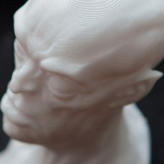 Picture of print of The Ghoul bust