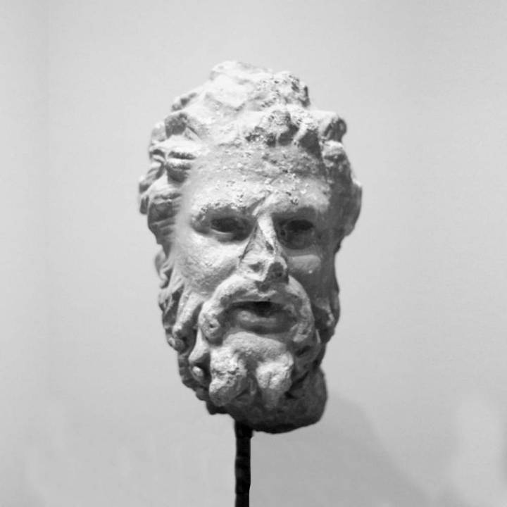 Head of Satyr at The Minnesota Institute of Art, Minneapolis