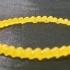 Unity Line- Slanted Circle Bracelet image