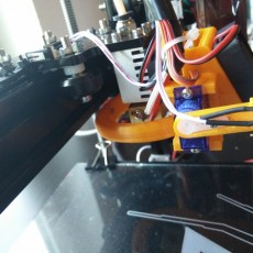 Picture of print of Auto Bed Leveling with SG90 Servo for Tevo Tarantula (or every other 3D printer)