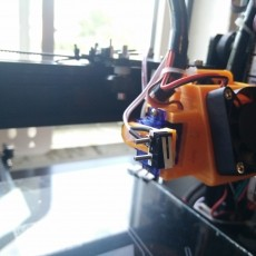 Auto Bed Leveling with SG90 Servo for Tevo Tarantula (or every other 3D printer)