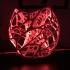 Cellular Lamp print image