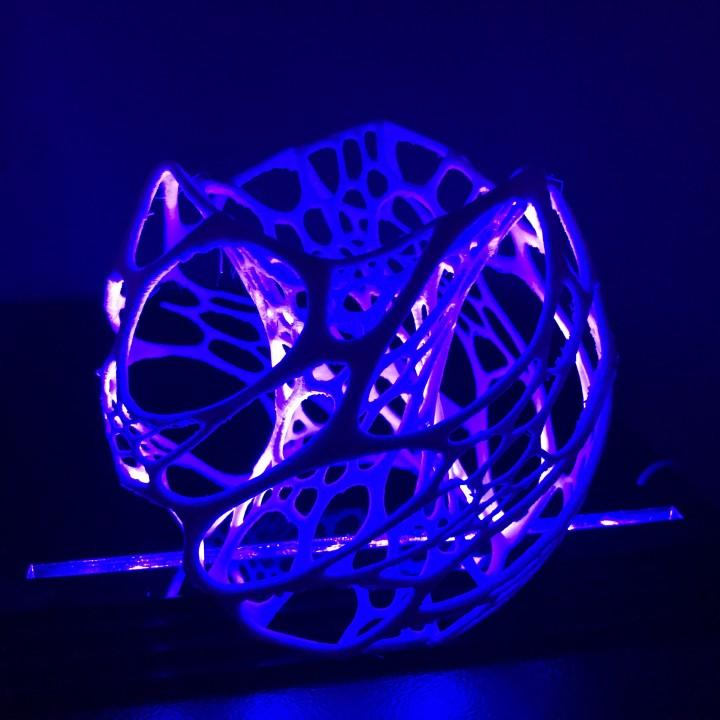 Cellular Lamp