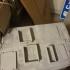 Bowcaster Bandolier Ammunition Boxes print image