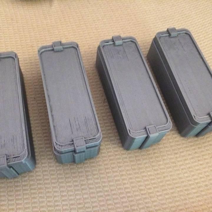 Bowcaster Bandolier Ammunition Boxes