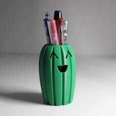 Picture of print of Cactus Pencil Case
