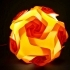 Nylon Filament Puzzle Lamp Shade image