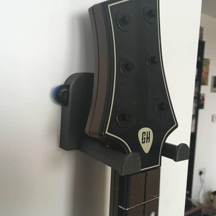 Guitar hero live mount