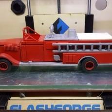 1955 La France Firetruck