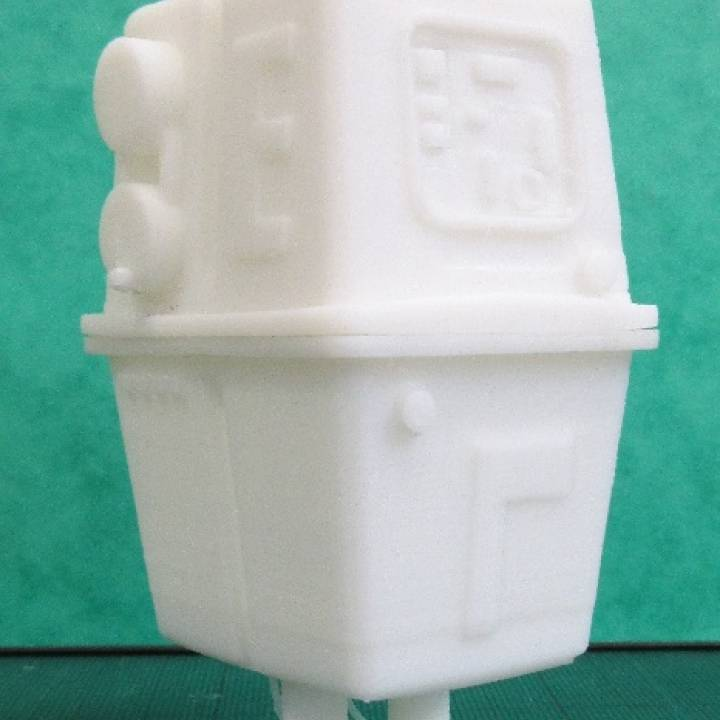 Gonk Droid From Star Wars