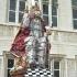 Sculpture of Saint Nicolas in Sint-Niklaas, Belgium image