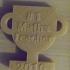 3D Trophy image