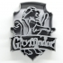 Gryffindor Coat of Arms Cookie Cutter image
