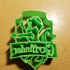 Gryffindor Coat of Arms Cookie Cutter print image