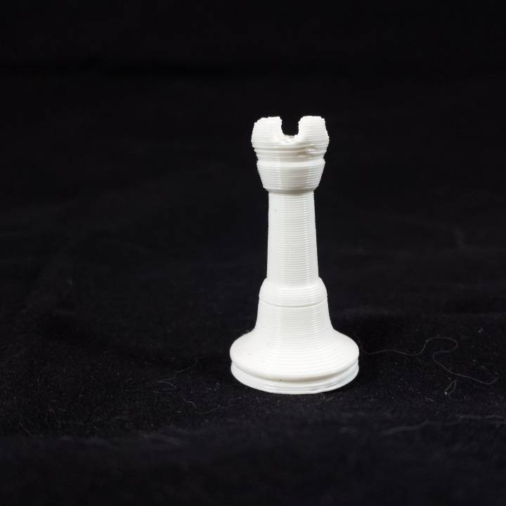 Chess piece_castle