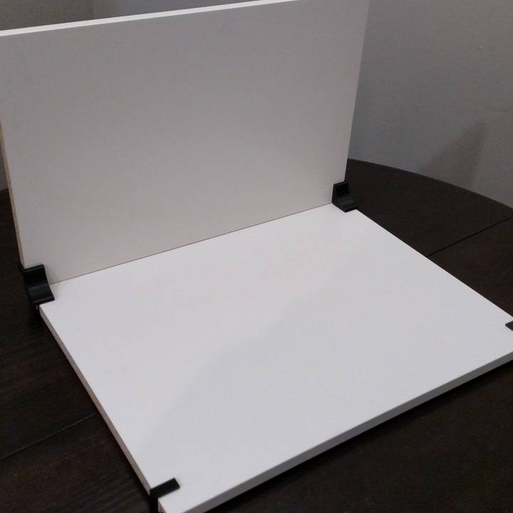 Ikea Shelf Photobooth