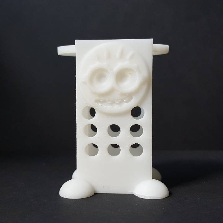 minion brick holder for kids juices