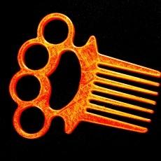Nanogram  Vago  Knuckle Duster Beard Comb
