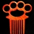 "Nanogram ""Vago"" Knuckle Duster Beard Comb image"