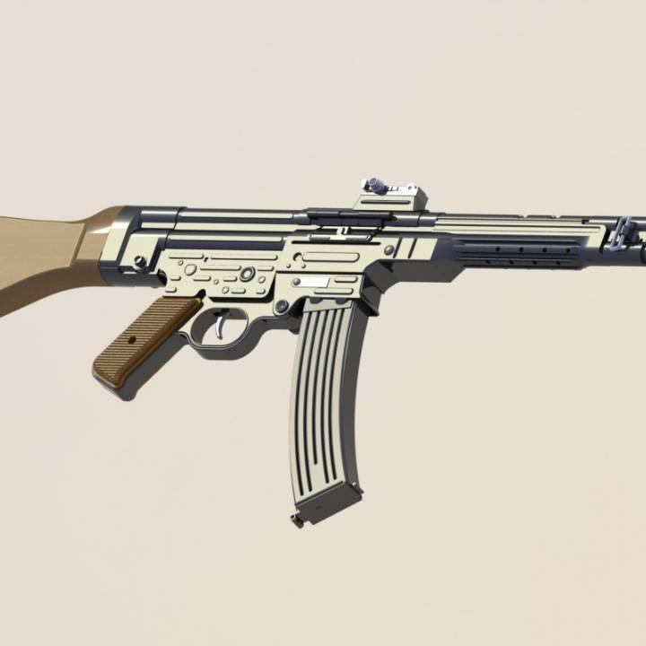 Sturmgewehr 44 - STG 44 Assault Rifle
