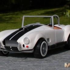 Shelby 427 ac Cobra