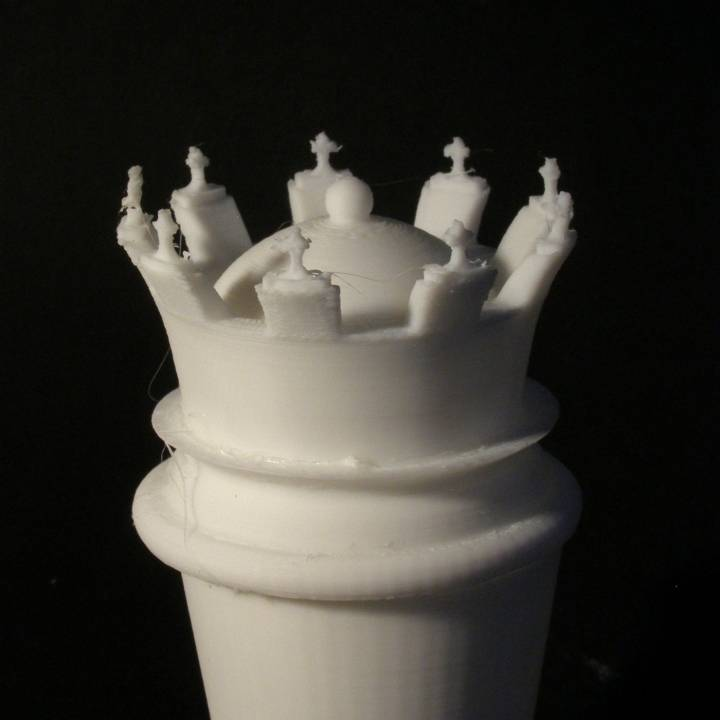 Shot Glass Chess.