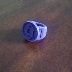 Indigo Tribe Ring