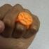 Orange Lantern Ring image