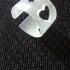 Three of Hearts Ring image